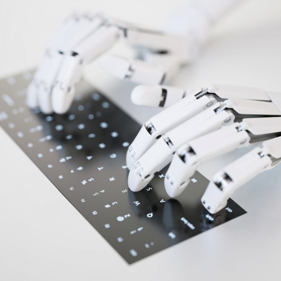 Don't Blog Like a Robot